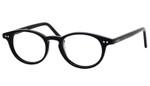 Eddie Bauer Designer Eyeglasses EB8206 in Black-Olive 47mm :: Rx Single Vision