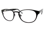 Eddie Bauer Designer Eyeglasses EB8227 in Black 49mm :: Rx Single Vision