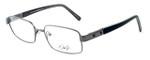 Dale Earnhardt, Jr. Designer Eyeglasses DJ6739 in Gunmetal 55mm :: Custom Left & Right Lens
