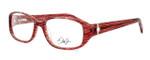 Dale Earnhardt, Jr. Designer Eyeglasses DJ6749 in Burgundy 55mm :: Custom Left & Right Lens