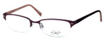 Dale Earnhardt, Jr. Designer Eyeglasses DJ6738 in Brown 51mm :: Rx Single Vision