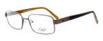 Dale Earnhardt, Jr. Designer Eyeglasses DJ6739 in Brown 55mm :: Rx Single Vision