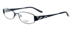 Dale Earnhardt, Jr. Designer Eyeglasses DJ6742 in Black 53mm :: Rx Single Vision