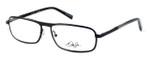 Dale Earnhardt, Jr. Designer Eyeglasses DJ6760 in Gunmetal 57mm :: Rx Single Vision
