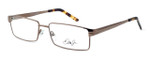 Dale Earnhardt, Jr. Designer Eyeglasses DJ6792 in Brown 55mm :: Rx Single Vision
