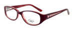 Dale Earnhardt, Jr. Designer Eyeglasses DJ6793 in Ruby-Marble 51mm :: Rx Single Vision