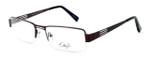 Dale Earnhardt, Jr. Designer Eyeglasses DJ6795 in Satin-Brown 55mm :: Rx Single Vision