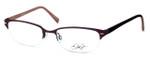 Dale Earnhardt, Jr. Designer Eyeglasses DJ6738 in Brown 51mm :: Rx Bi-Focal