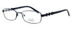 Dale Earnhardt, Jr. Designer Eyeglasses DJ6743 in Black 53mm :: Rx Bi-Focal