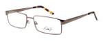 Dale Earnhardt, Jr. Designer Reading Glasses DJ6792 in Brown 55mm