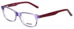 Seventeen Designer Eyeglasses SV5387-LIL in Lilac 48mm :: Custom Left & Right Lens