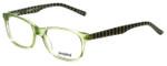 Seventeen Designer Eyeglasses SV5387-LIM in Lime 48mm :: Custom Left & Right Lens