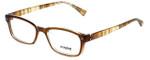 Seventeen Designer Eyeglasses SV5397-BRN in Brown 50mm :: Custom Left & Right Lens