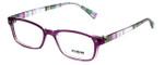 Seventeen Designer Eyeglasses SV5397-VIO in Violet 50mm :: Custom Left & Right Lens