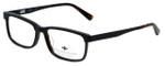 Argyleculture Designer Eyeglasses Mack in Black Tortoise 55mm :: Custom Left & Right Lens