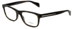 Prada Designer Eyeglasses VPR19P-HAQ1O1 in Matte Tortoise 55mm :: Custom Left & Right Lens