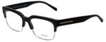 Prada Designer Eyeglasses VPR19R-TKM1O1 in Matte Grey 56mm :: Custom Left & Right Lens