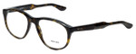 Prada Designer Eyeglasses VPR12S-HAQ1O1 in Havana Tortoise 54mm :: Rx Single Vision