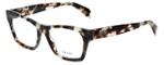 Prada Designer Eyeglasses VPR22S-UAO1O1 in Spotted Opal Brown 52mm :: Progressive