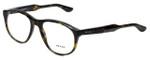 Prada Designer Eyeglasses VPR12S-HAQ1O1 in Havana Tortoise 54mm :: Rx Bi-Focal