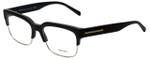 Prada Designer Reading Glasses VPR19R-TKM1O1 in Matte Grey 56mm