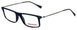 Prada Sport Designer Reading Glasses VPS03E-TFY1O1 in Matte Blue 51mm