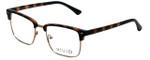 Calabria Viv  Designer Eyeglasses Vivid-257 in Tortoise 52mm :: Custom Left & Right Lens