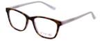Vivid Designer Eyeglasses Vivid-878 in Tortoise-Purple 51mm :: Custom Left & Right Lens