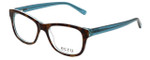 Ecru Designer Eyeglasses Morrison-050 in Tortoise-Blue 51mm :: Rx Single Vision