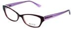 Ecru Designer Eyeglasses Ferry-033 in Blush 53mm :: Progressive