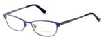 Tory Burch Womens Designer Eyeglasses TY1036-490-51mm in Purple :: Custom Left & Right Lens