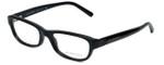 Burberry Designer Eyeglasses B2096-3001 in Black 51mm :: Rx Single Vision