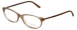 Burberry Designer Eyeglasses B2103-3012 in Sand 53mm :: Rx Single Vision