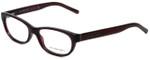 Burberry Designer Eyeglasses B2106-3224 in Violet 51mm :: Rx Bi-Focal