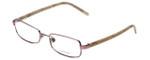 Burberry Designer Eyeglasses B1043-1030 in Pink 50mm :: Custom Left & Right Lens