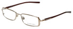 Burberry Designer Eyeglasses B1011-1011 in Copper 50mm :: Rx Single Vision