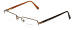 Burberry Designer Eyeglasses B1012-1016 in Copper 50mm :: Rx Single Vision