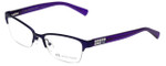 Giorgio Armani Designer Eyeglasses AX1004-6015 in Satin Bright Grape 52mm :: Rx Single Vision
