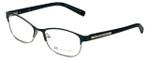 Giorgio Armani Designer Eyeglasses AX1010-6051 in Satin Alpine Green/Satin Silver 53mm :: Progressive