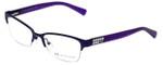 Giorgio Armani Designer Reading Glasses AX1004-6015 in Satin Bright Grape 52mm