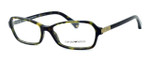 Emporio Armani Designer Eyeglasses EA3009-5026-52 in Dark Havana 52mm :: Custom Left & Right Lens