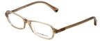Emporio Armani Designer Eyeglasses EA3009-5084-52 in Brown Pearl 52mm :: Progressive
