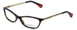 Emporio Armani Designer Eyeglasses EA3014-5026-54 in Havana Red 54mm :: Progressive