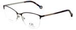 Carolina Herrera Designer Eyeglasses VHE108K-0SDA in Burgundy 54mm :: Custom Left & Right Lens
