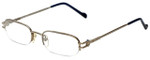 Charriol Designer Eyeglasses PC7120-C3 in Silver Blue 51mm :: Rx Single Vision