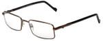 Charriol Designer Eyeglasses PC7222-C1 in Brown 54mm :: Rx Single Vision