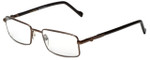 Charriol Designer Eyeglasses PC7222-C1 in Brown 54mm :: Progressive