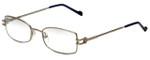 Charriol Designer Eyeglasses PC7121-C3 in Silver Blue 52mm :: Rx Bi-Focal