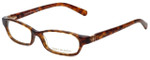 Tory Burch Designer Eyeglasses TY2016B-838 in Tortoise 50mm :: Rx Single Vision