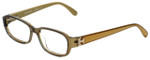 Tory Burch Designer Eyeglasses TY2001-801 in Olive 51mm :: Progressive